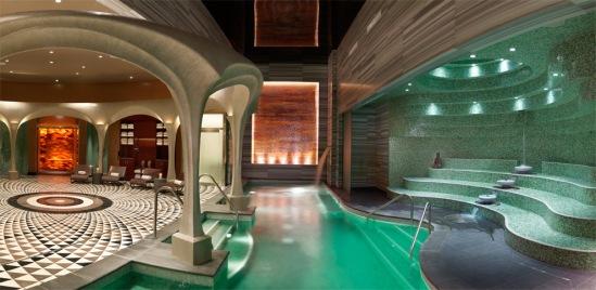 Bask Spa at the Revel Resort