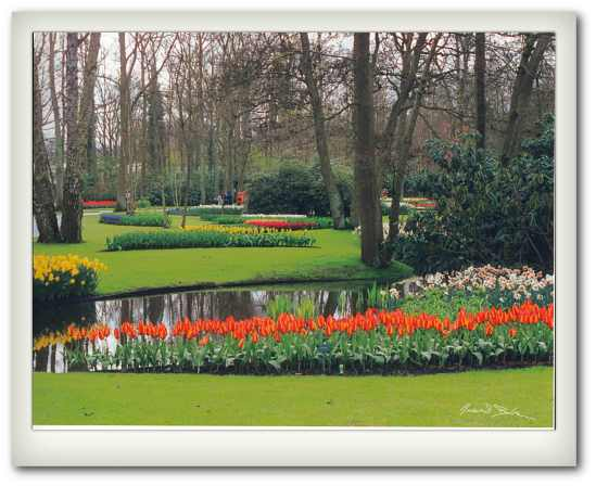 April at the Keukenhof