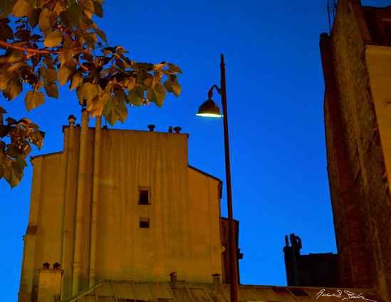 Paris Summer Night