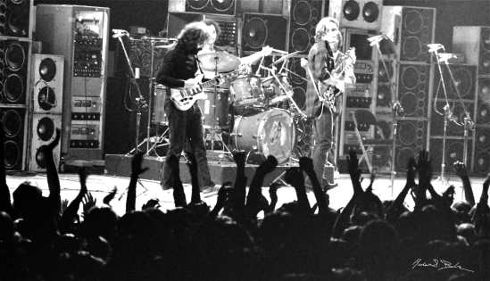 Grateful Dead Pittsburgh 1974