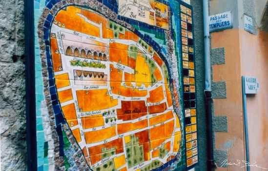 Biot Town Map