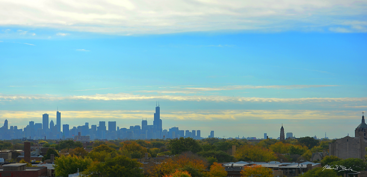 Chicago from :Lincoln Park Rooftop