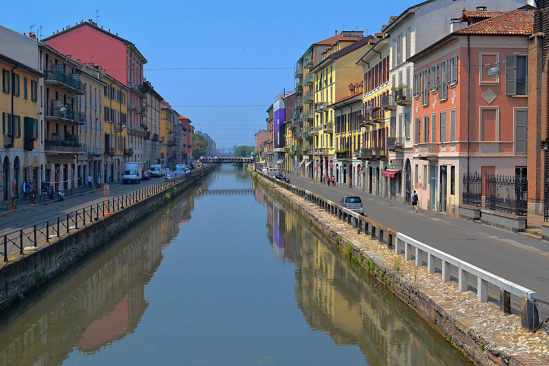 Candidate#3--Canals of Milan