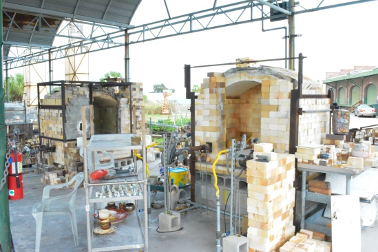 Outdoor Kilns