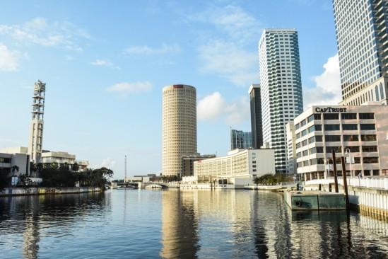 Tampa River