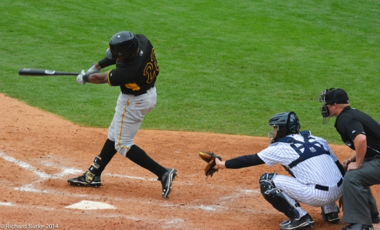 Pirates Outfielder Andrew McCutchen