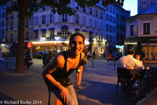 Bienvenue a Paris!