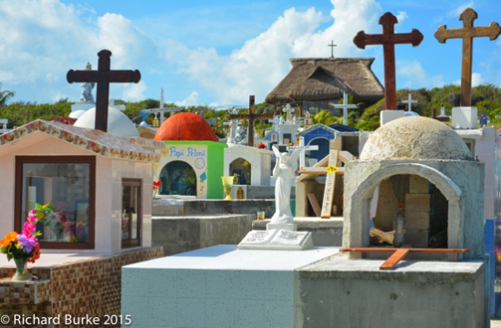 Cemetery on the Beach