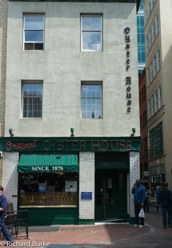 The Original Oyster House