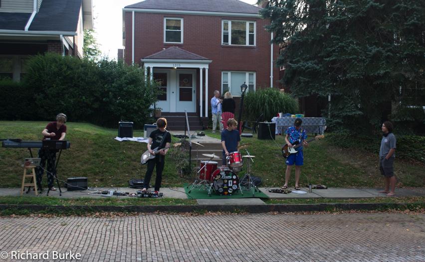 Pachyderm  Our neighborhood band