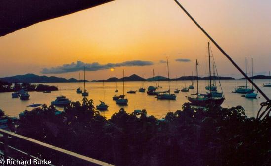 Cruz Bay 1996