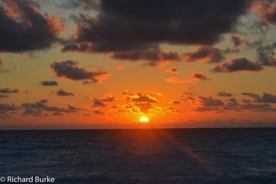 Cancún Sunrise