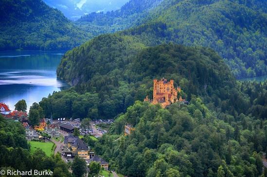 Hohenschwangau Castle Redux