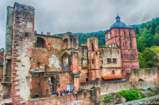 Heidelberg Ruins
