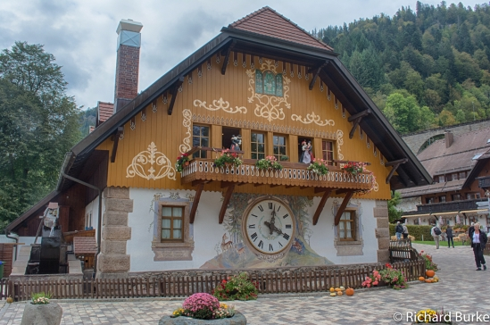The World's Largest Cuckoo Clock