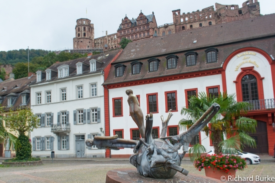 Heidelberg Sculpture