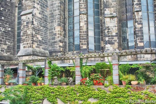 Cathedral Garden Köln