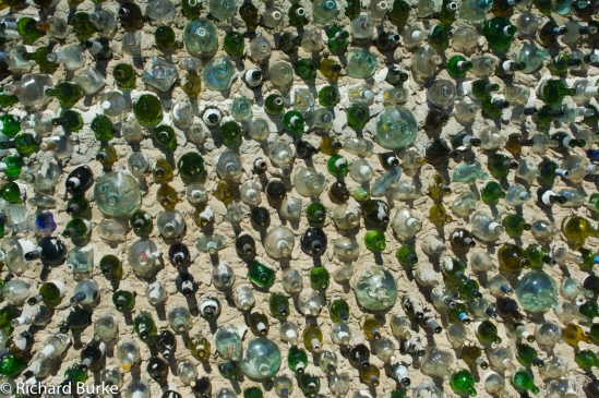Wall of Bottles
